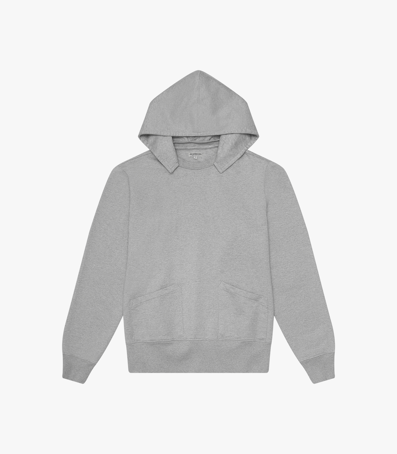 The Gym Hoody - Heather Gray