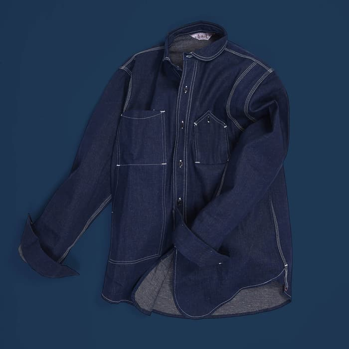 Work Shirt Type VI - 11 oz. Neppy Denim