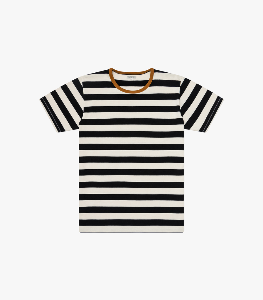 The Mojave Tee - Black/White