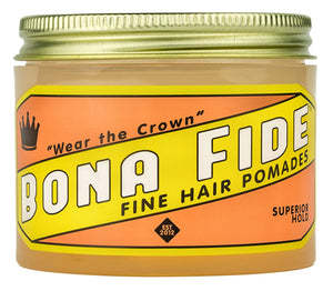 Superior Hold Pomade - 4 oz.
