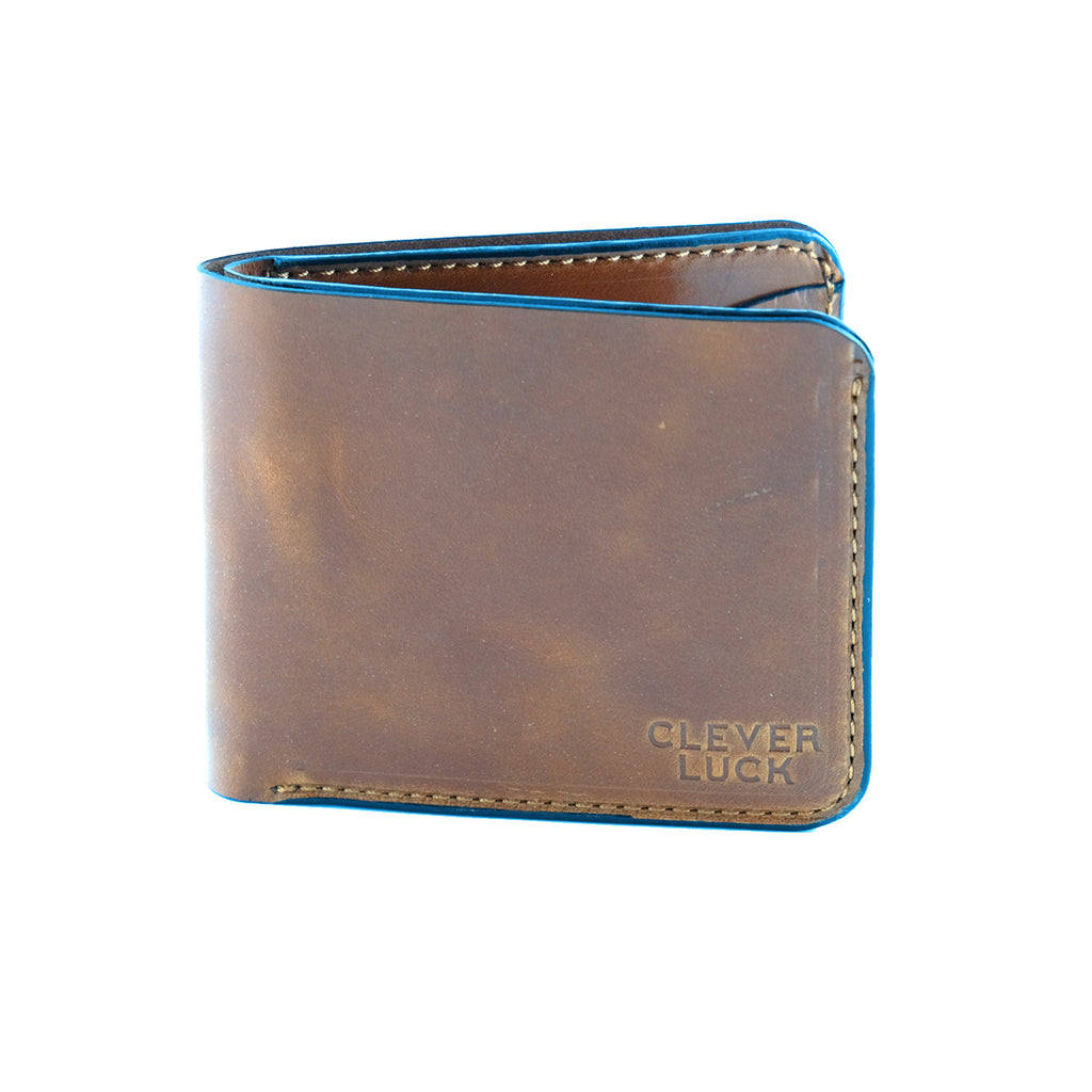 Bi-fold Wallet - Buck Brown