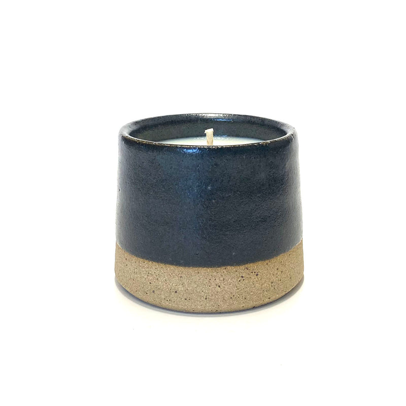 Leather Scented Soy Candle
