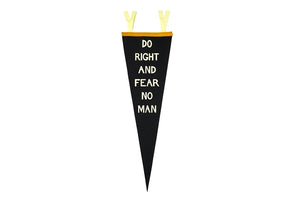 Do Right Pennant
