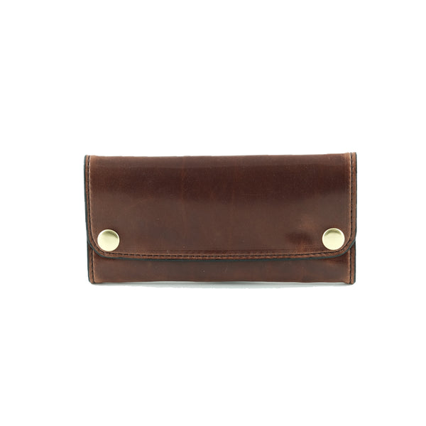 Long Wallet - Rustic Oak
