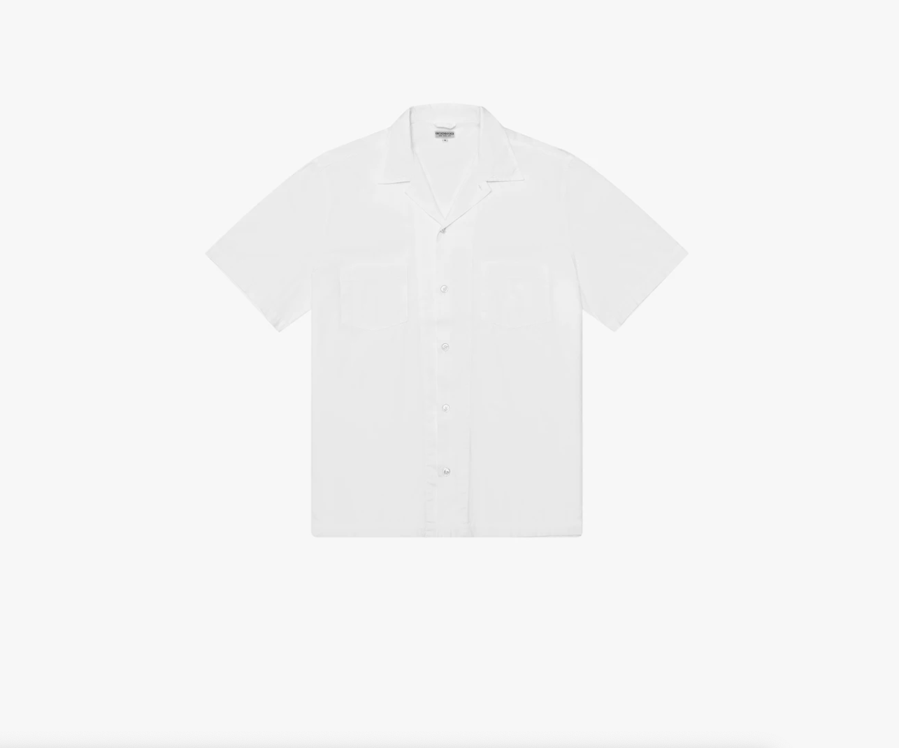 Comma Camp Shirt - Avalanche