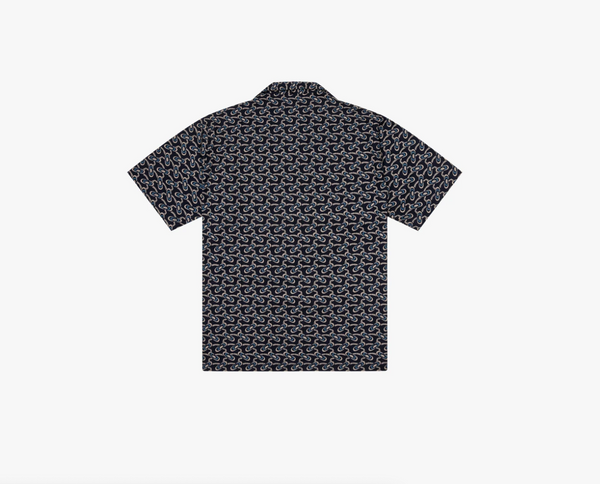 Comma Camp Shirt - Tripper Navy