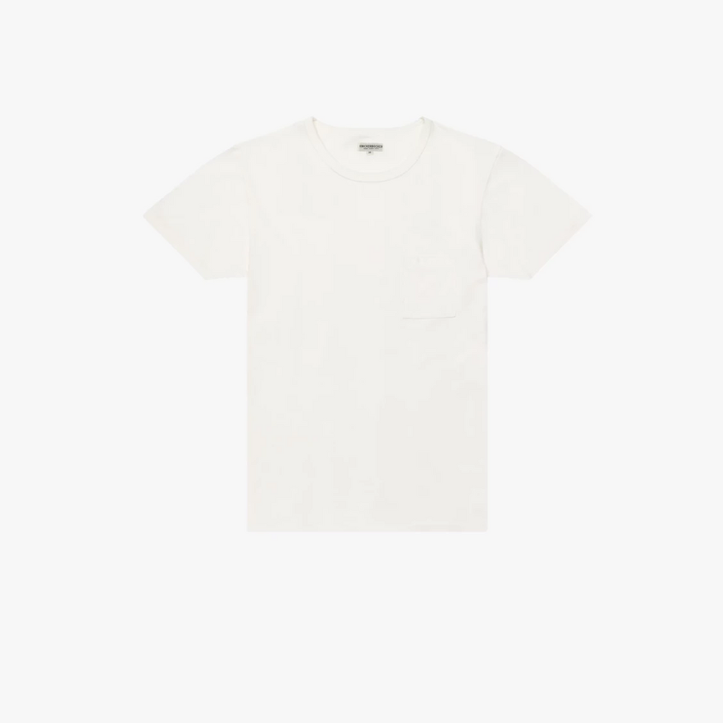 Pocket Tube Tee - Milk