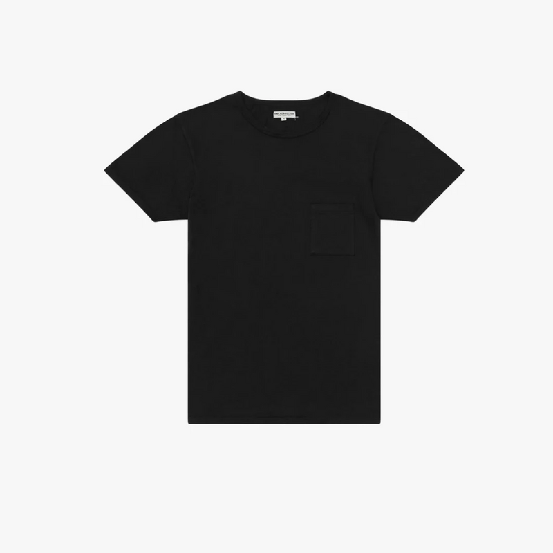 Pocket Tube Tee - Coal