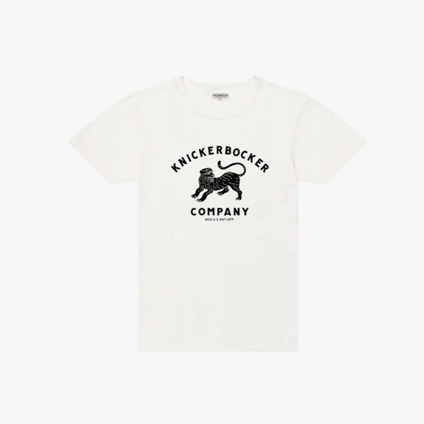 Company Tube Tee - Milk