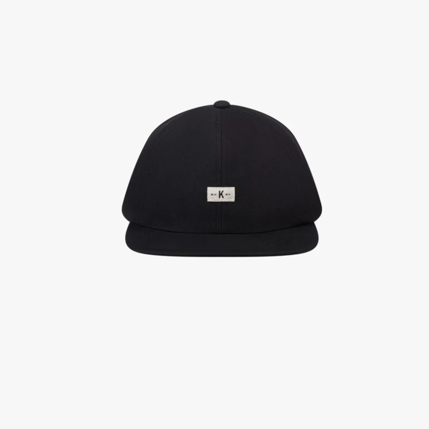 Icon Ball Cap - Black