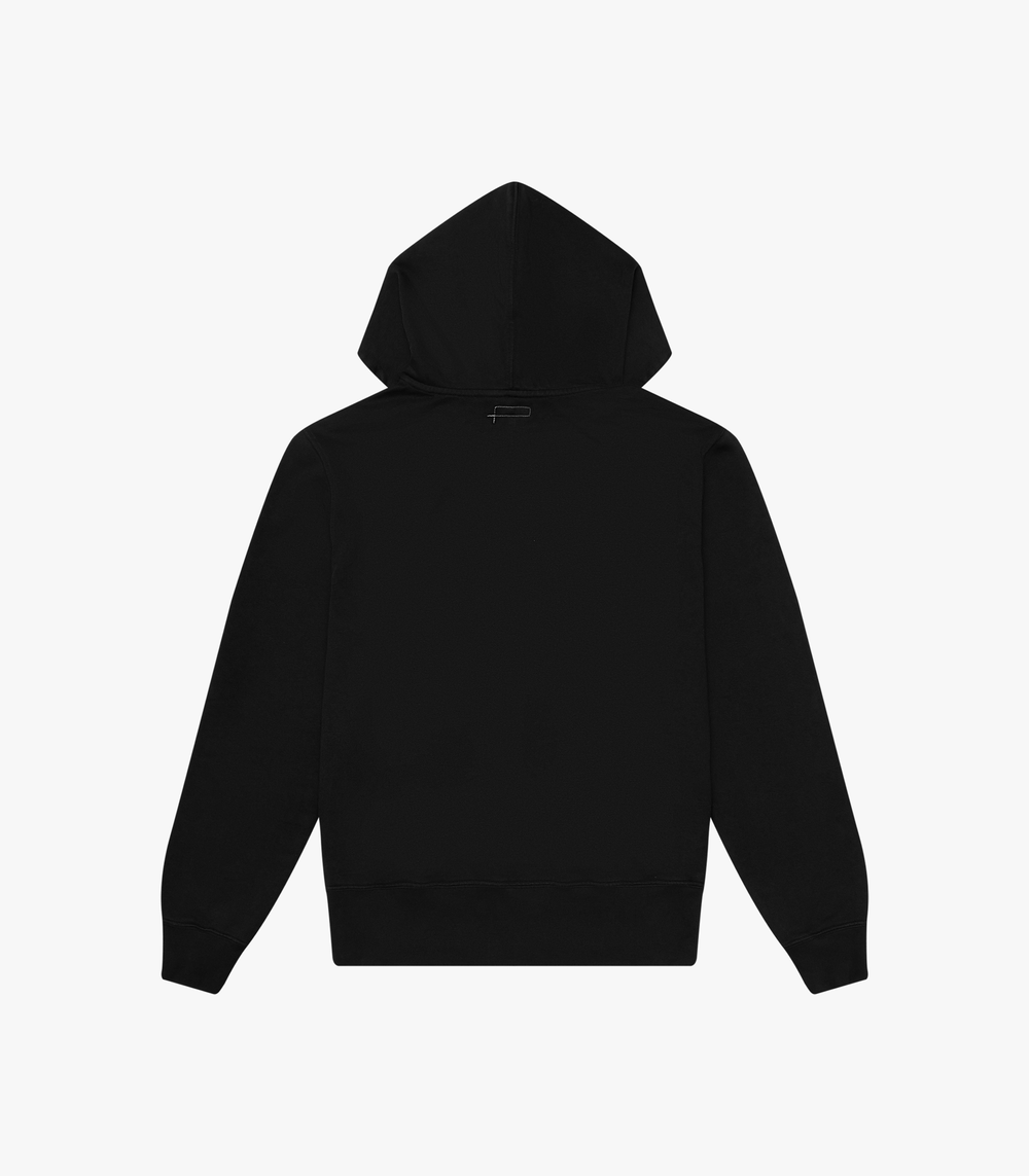 The Gym Hoody - Charcoal