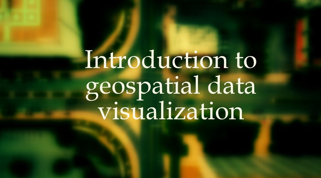 Data Visualization - The New Era for Cartography