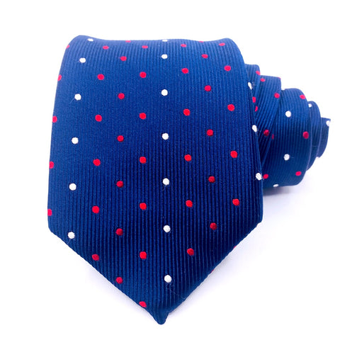Jos. A. Bank Tie Traveler Collection Dot Pattern