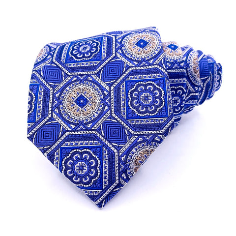 Jos. A. Bank Tie Reserve Collection Geometric Pattern