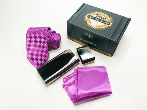 "Michael Kors Tie Gift Box ""The Man Who Has It All"" The Man Who Has It All Gift Box"