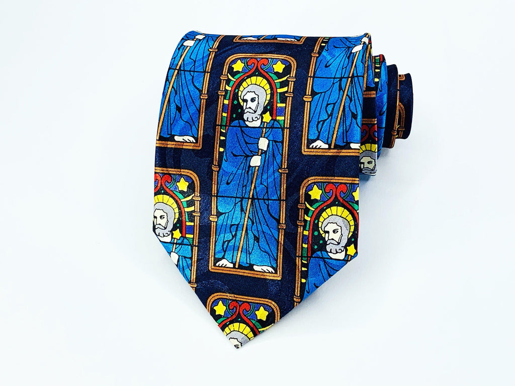 3dfc1f64462d Fratello Necktie Religious Christian Novelty; Fratello Necktie Religious  Christian Novelty ...