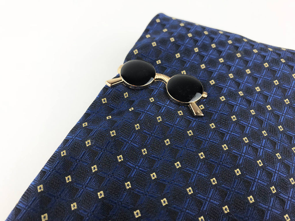 86291af34c2a ... Knot Around Your Neck John Lennon Glasses Tie Clip Knot Around Your  Neck Tie Clips ...