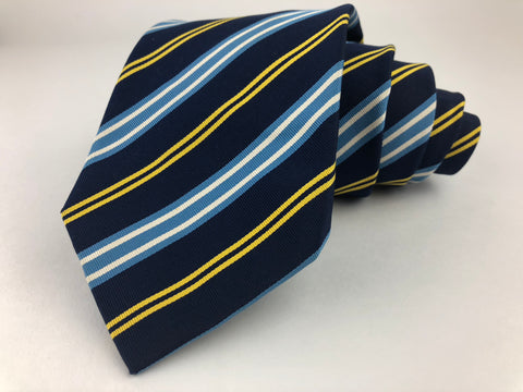 Vineyard Vines All Silk Classic Width Striped Necktie Vineyard Vines Ties