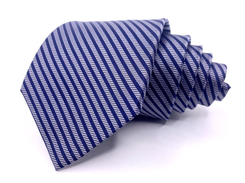 Jos. A. Bank Tie Traveler Collection This Stripe Long Grey