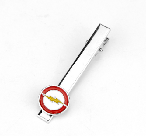 Tie Clip Chrome The Flash Funky Lizard Brand New Funky Lizard Tie Clips