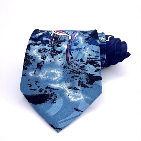 Fratello Tie Deep Sea Fishing Novelty New