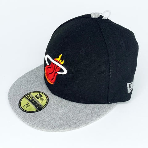 Miami Heat Cap NBA 59Fifty New Era Fitted