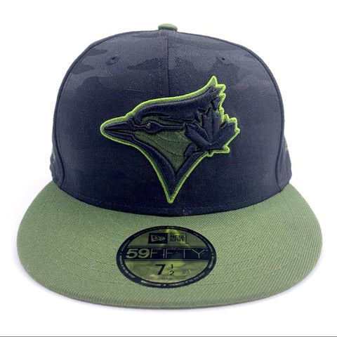 Toronto Blue Jays Hat 🧢 Memorial Day Collection