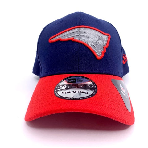 New England Patriots Cap 39Thirty Medium-Large