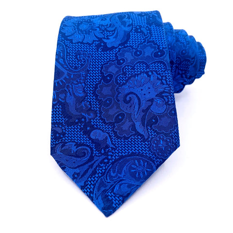 Jos. A. Bank Tie 905 Collection Ornamental Pattern