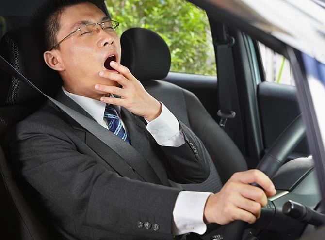 Drowsy driving: Causes, risks and repercussions