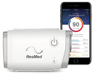 ResMed AirSense 10 + AirMini Ultimate Home and Away Bundle