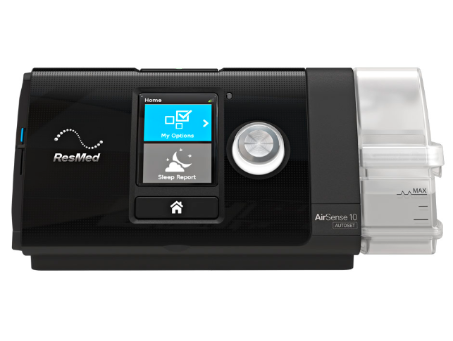 ResMed AirSense 10 Autoset Performance Package with the SoClean 2 CPAP Cleaner and Sanitizer