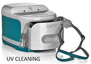 Lumin CPAP Sterilizer with Free Mask Wipes