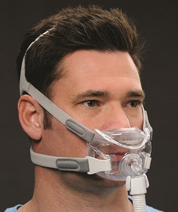 Philips Amara View Minimum Contact Full Face Mask with Headgear