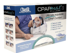 Load image into Gallery viewer, Contour MAX 2.0 Adjustable CPAP Pillow