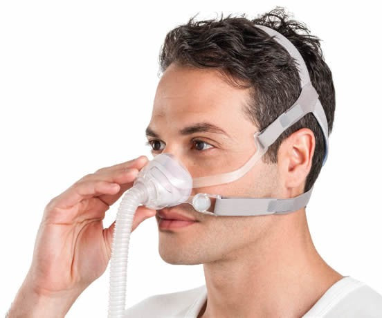 ResMed N10 and N10 For Her Nasal Mask