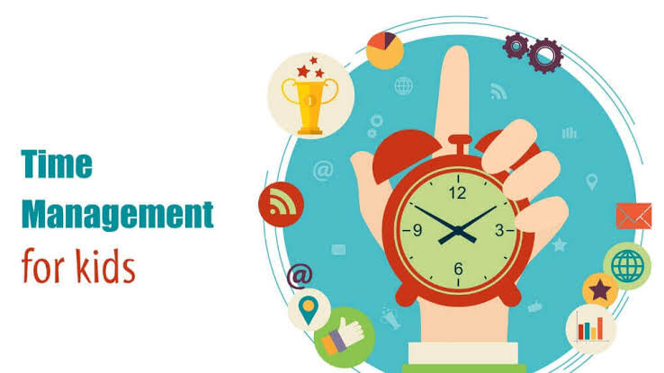 Tips to Teach Kids Time Management