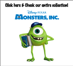 Monsters Inc Collection