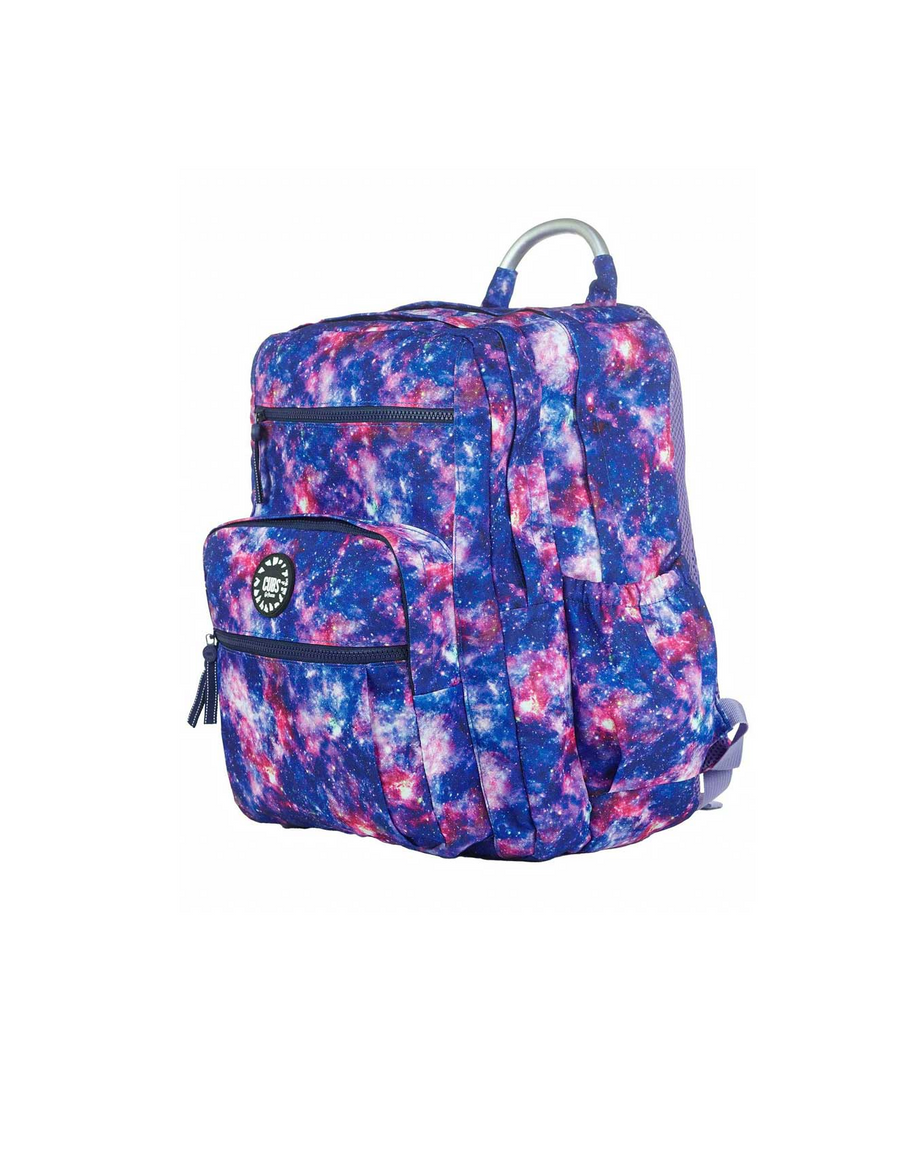 Turquoise Galaxy Xxl Super-sized Senior Backpack 36 Liters