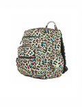 Brown Leopard Xxl Super-sized Senior Backpack 36 Liters