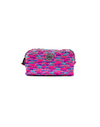 Matt Multi Color Sequin Pencil Case