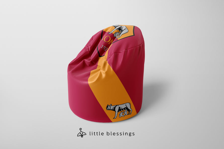 AS Roma Bean Bag