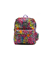 Purple Leopard Junior Student Backpack 28 Liters