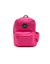 Neon Pink Junior Student Backpack 28
