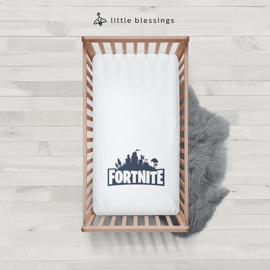 Fortnite New Chapter Baby Bed Set