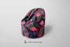 Dark Flamingos Bean Bag