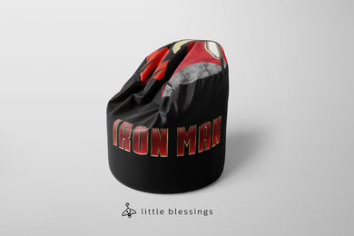 Iron Man Bean Bag