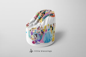 Disney Princesses Bean Bag