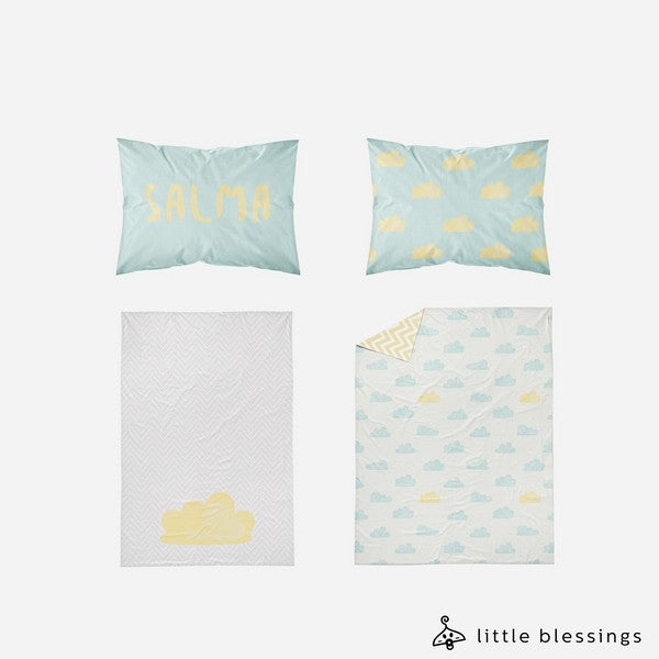 Clouds Bed Set