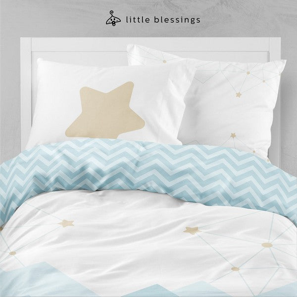 Blue Mountains Bed Set